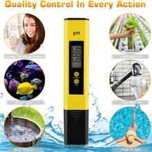 Ph-Meter Aquarium Swimming-Pool Water-Quality-Tester with 0-14 Range Suitable-For High-Precision