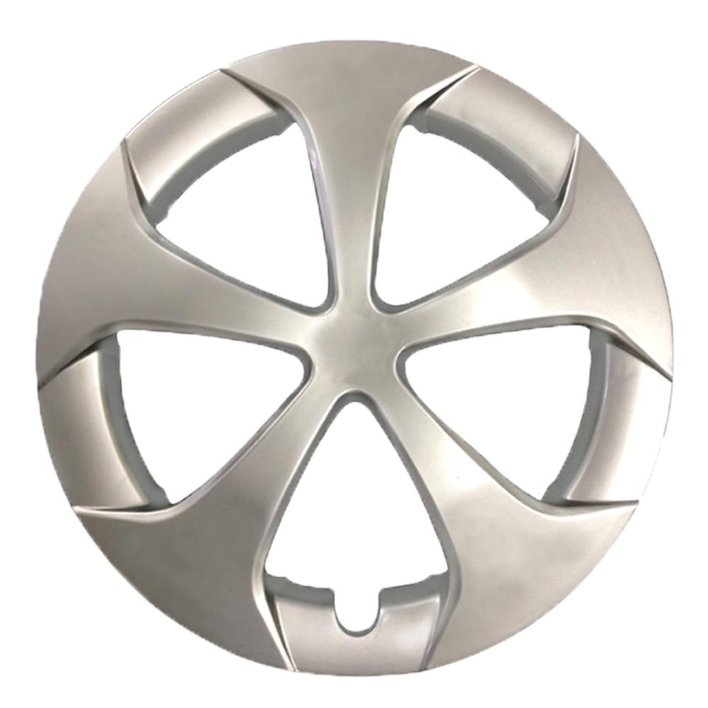 Anti Rust Trim Car Hubcap Accessories Protective Decoration Refit Vehicle Wheel Cover Durable Plastic For PRIUS ZVW30 2012|Hub Caps| |  - title=