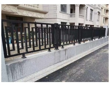 Aluminium fences Panel Security Yard Fence metal fence style11  - buy with discount