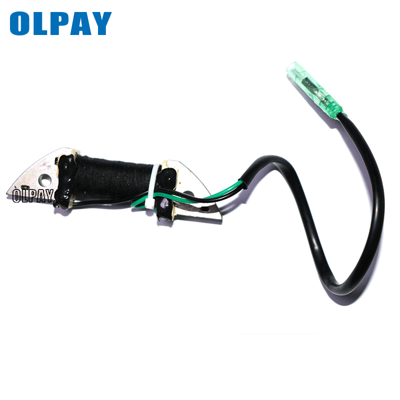 Charging Coil 3B2-06120-0 9.8F For Hidea 2 Stroke 9.8HP Outboard Motor