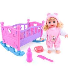 Diy игрушки для девочек игровой домик игрушка ролевых игр съемная