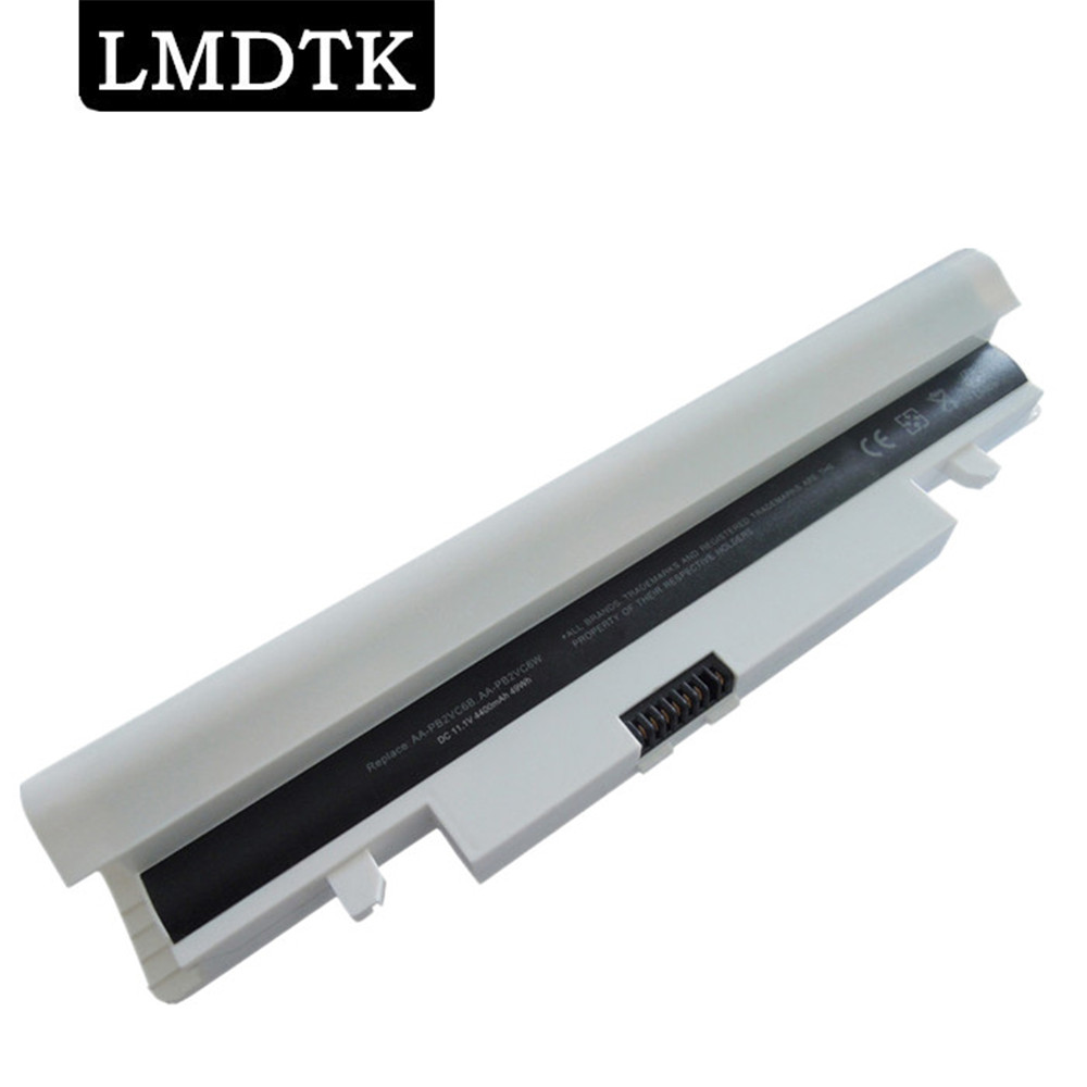 LMDTK new 6CELLS laptop <font><b>battery</b></font> AA-PL2VC6B AA-PL2VC6W fit for <font><b>Samsung</b></font> <font><b>N150</b></font> NT-<font><b>N150</b></font> NP-<font><b>N150</b></font> NP-N148 NT-N148 SERIES image