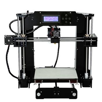 Anet E10 A6L Like A8 3D Printer Kit DIY Easy Asserble Reprap Prusa i3 Impressora 3d printer with 10m PLA Filament anet a8 a6 mainboard control board mother board diy self assembly for reprap 3d desktop printer diy kit