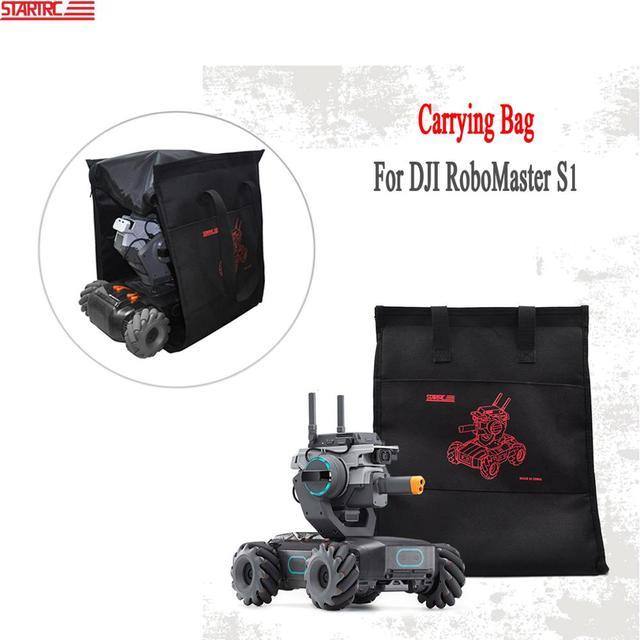 STARTRC DJI RoboMaster S1 сумка для переноски, сумка для хранения, водонепроницаемая сумка для DJI RoboMaster, аксессуары