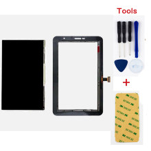 For Samsung Galaxy Tab 2 P3100 P3110 Black / White Touch Screen Sensor Digitizer Glass + LCD Display Screen Panel Module(China)