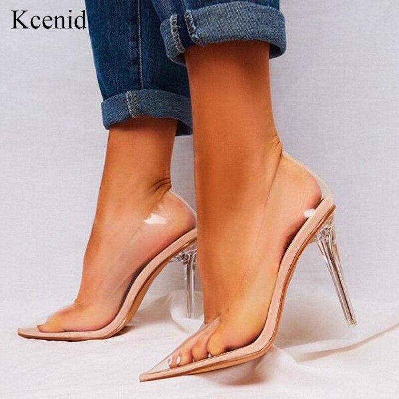 Kcenid 2020 New trendy clear PVC
