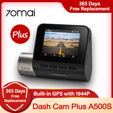 Rear Cam Car-Dvr Car-Video-Recorder A500 Dash-Cam 70mai Pro-Plus Real-Time Front And