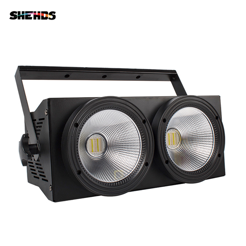 200W COB RGBWA+UV 6in1/RGBW 4in1/RGB 3in1/ Warm White Cold White UV LED  Led Spotlight Dj Lighting