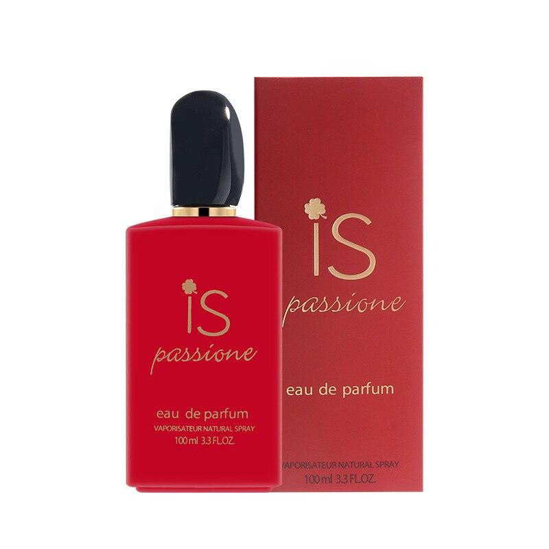 LANBENA 100ML Perfume For Women 1PCS Atomizer Bottle Glass  Female Parfum Long Lasting Flower Fashion Lady Fragrance Deodorant