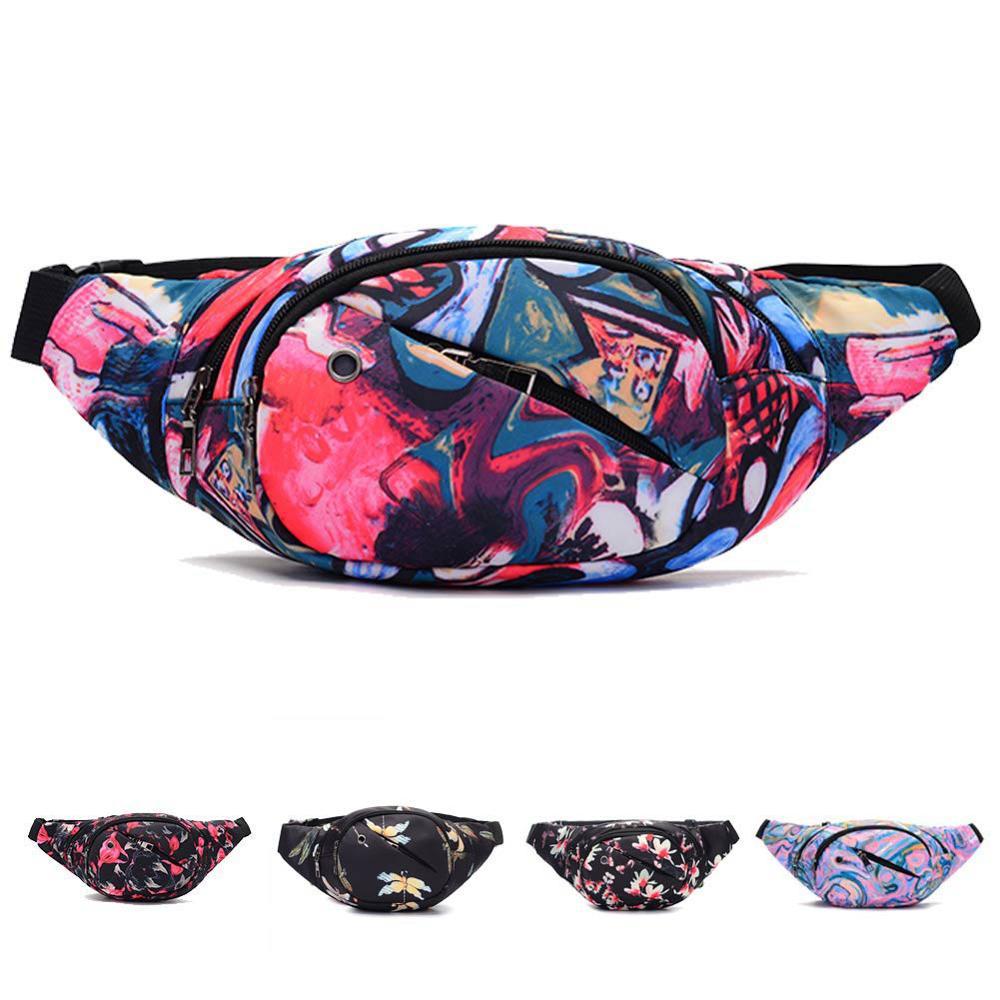 Meijuner Waist Bag Nylon Fanny Pack For Men Women Unisex Military Designer Waist Pack Ladies Waist Pack Belly Bags Purse