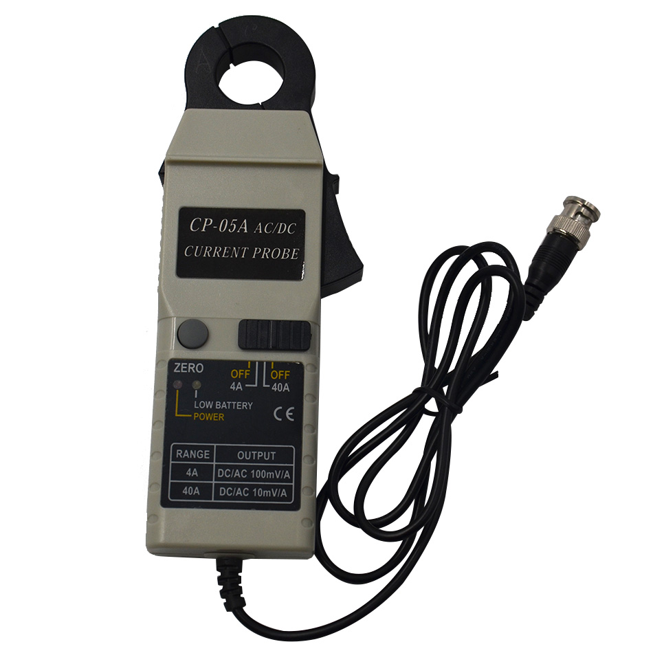 Image 2 - CP 05A AC/DC Current Probe Can Be Connected To An Oscilloscope No Battery RequiredOscilloscope Parts & Accessories   -