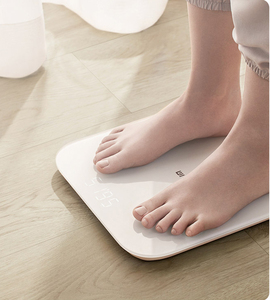 Image 3 - Xiaomi Mijia Mi Smart Weight Scale 2 Bathroom Scales Digital Electronic Lose Weight Bluetooth Fitness LED Screen Mifit APP
