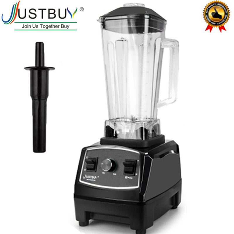 BPA Free 3HP Heavy Duty Commercial Blender Mixer High Power Food Processor Ice Smoothie Bar Fruit Electric Blender|Blenders|   - AliExpress