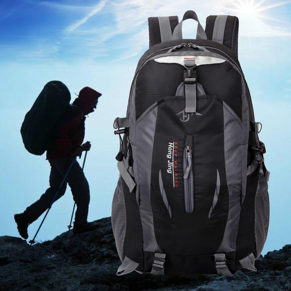 Large Capacity Outdoor Travel Backpack Portable Men Women Waterproof Sports Mountaineering Camping Climbing Bags