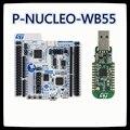 (1 шт) P-NUCLEO-WB55 ключ мульти-протокол беспроводной новый и оригина