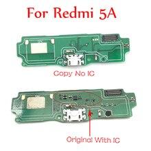 Для Xiaomi Redmi 4X4 4A Pro 6 6A 5A USB порт зарядное устройство док-станция разъем зарядная плата гибкий кабель микрофонная доска