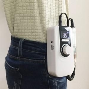 Image 5 - 新デザインの多機能35000rpm充電式ポータブル電気ネイルドリルマシンマニキュアペディキュアセット爪ツール