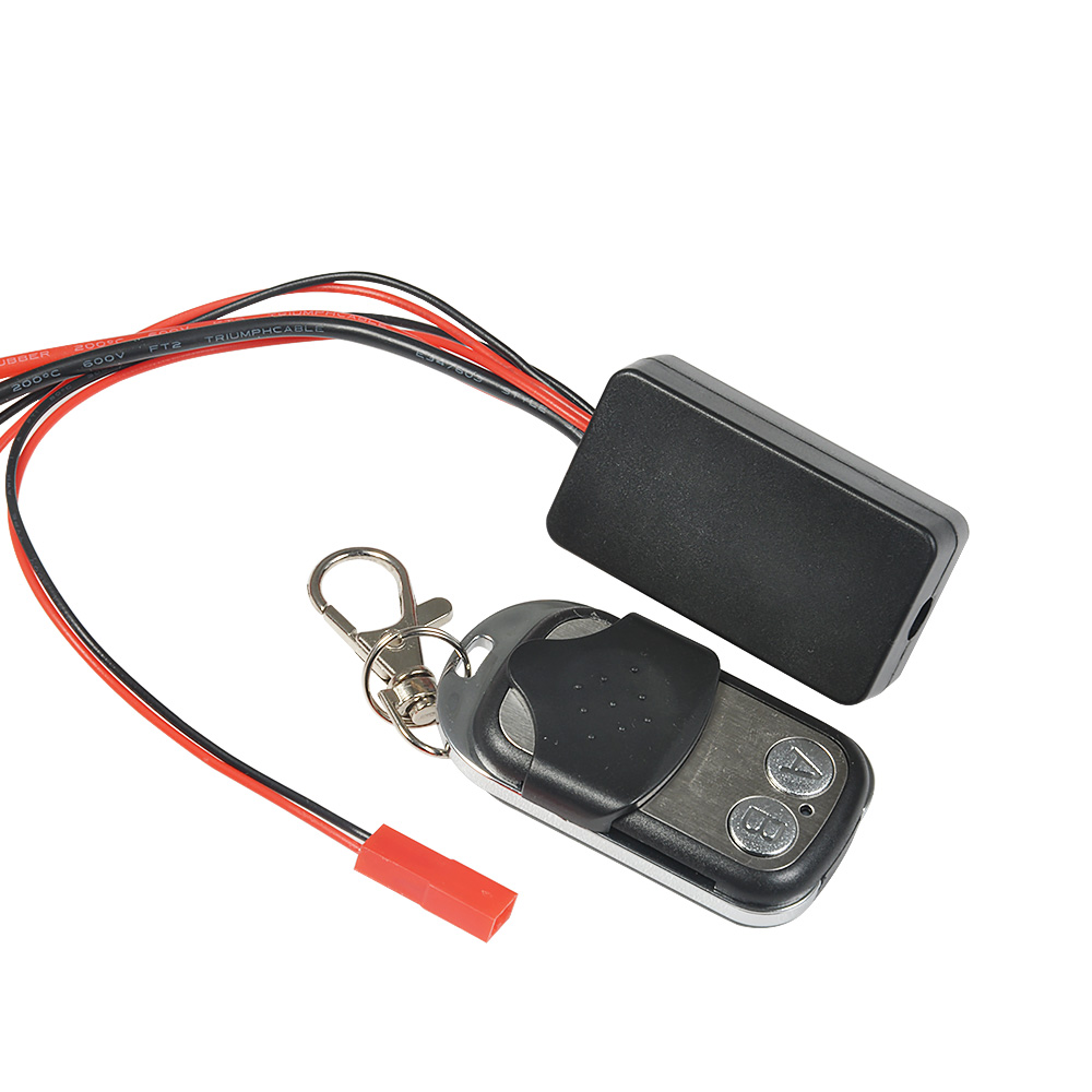 Automatic Crawler Winch Control Wireless Remote Receiver 1:10 Car Truck Off Road High Quality|Parts & Accessories| |  - title=