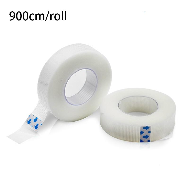 9m/Roll  Eyelash Patch Medical Tape Lint Free Eye Pads Under Patches Eyelash Extension Supply Eyelash Extension Tape