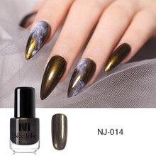 Nail-Polish Varnish-Color Glitter Rose-Gold Nee Jolie DIY Sequins