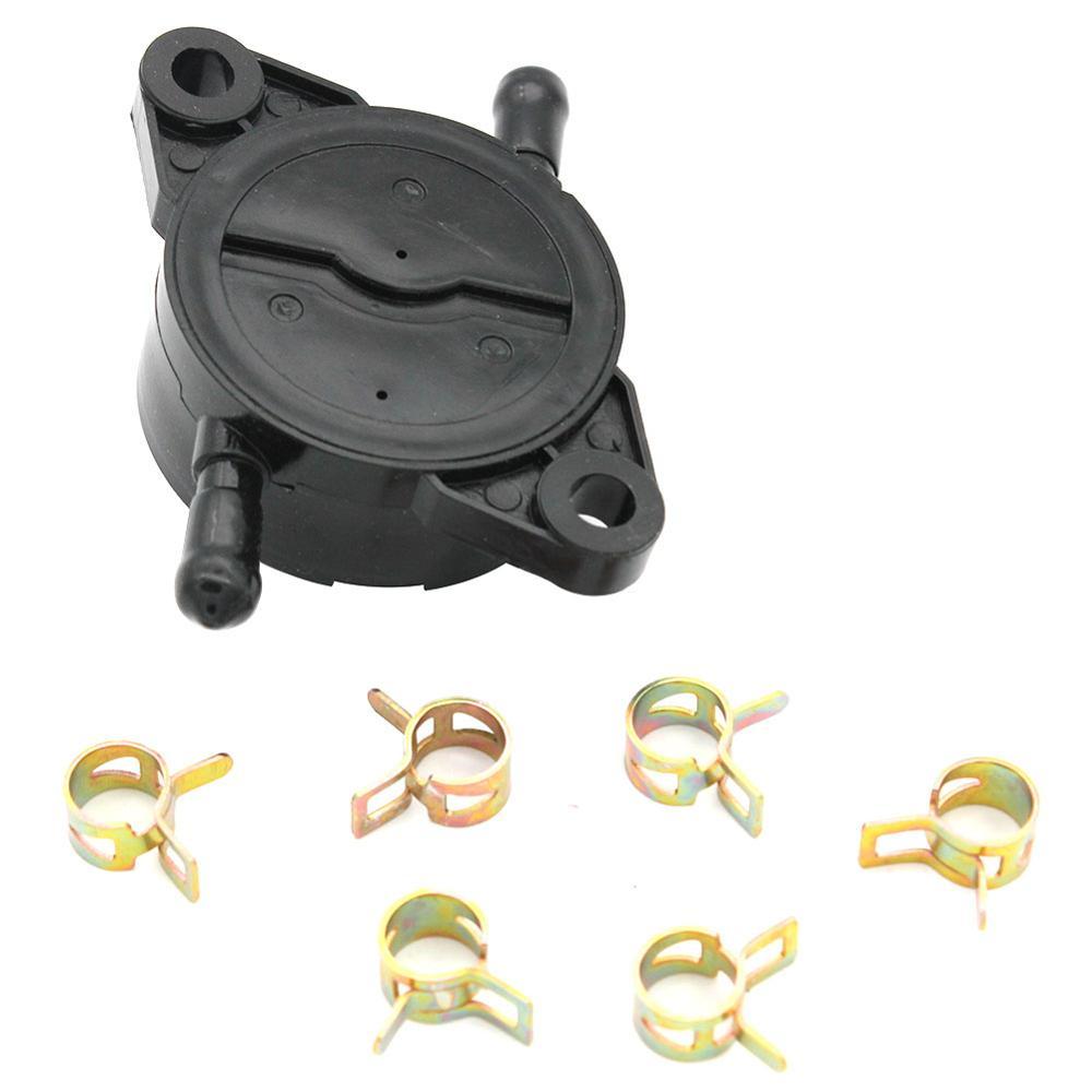 Brute Pump For 0005 Deere Fuel KVF750 KVF650 Clamp 49040 Kawasaki John Force