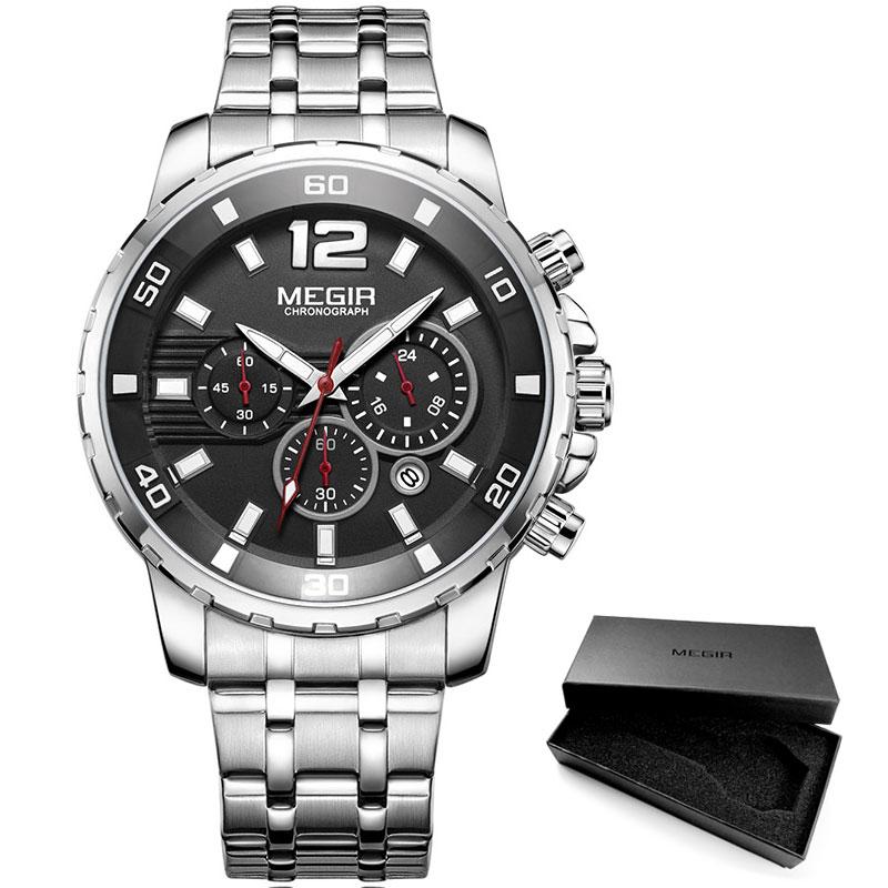 M2068-Silver black