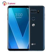 Lg v30 us998 v300a remodelado celular 3g 4g lte android 64gb rom snapdragon 835 6.0