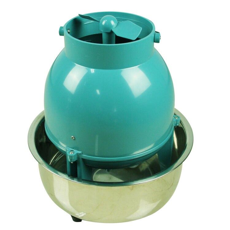 Humidificateur ultrasonique de champignon centrifuge de ventilateur de brume industriel exporté de bonne qualité