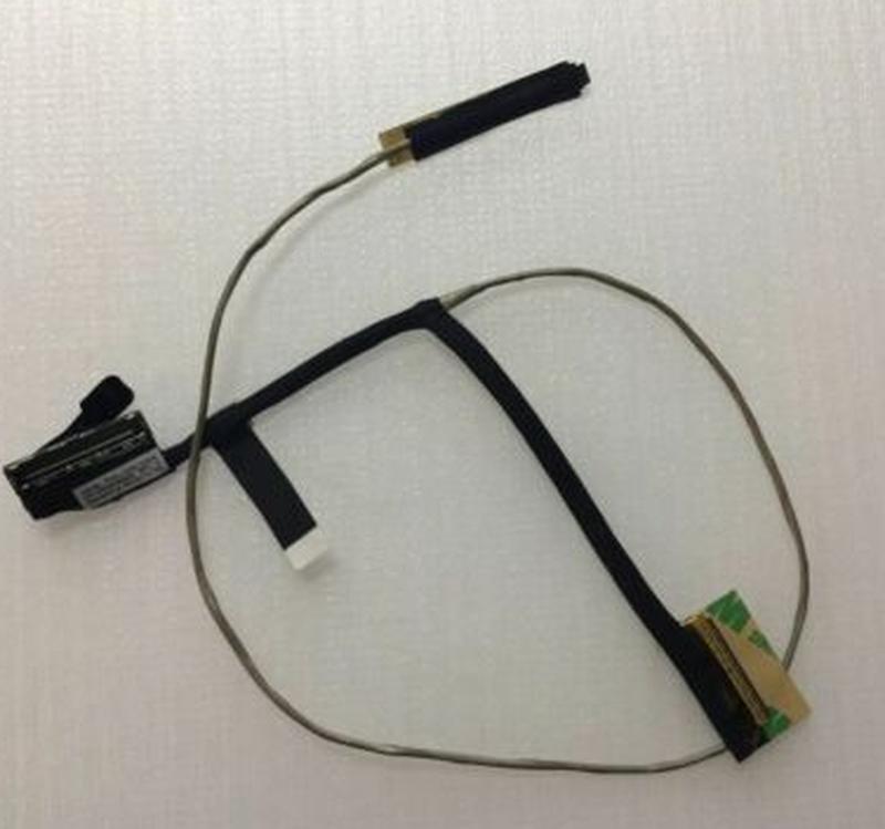 Free Shipping DC02C004C00 Fit For HP Envy 6 Envy 6-1251er 6-1253er 6-1254er VBU50 HD Lcd Cable