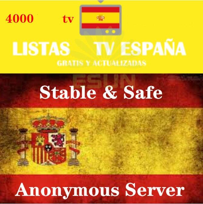 Subscripcion IPTV Best Spain  XXX M3U IPTV Code M3u GSE Enigma For Android Box Enigma2 IOS Smart PC Smart TV