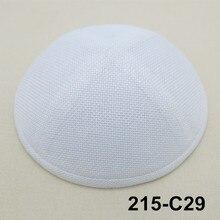 منتجات مخصصة KippotKippaYarmulke كيبا قبعة يهودية كيبا كوليز بيني قبعة يهودية قبعة الجمجمة