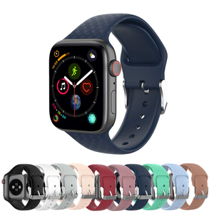 3D Texture Strap For Apple watch 4 5 ban