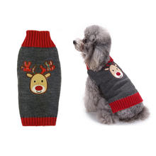 Dog Sweater Pet-Puppy Pullover Pet-Knit Small Christmas Xmas for Medium Costume XXS XL