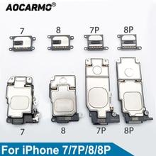 Aocarmo سماعة الأذن مكبر الصوت الجرس قارع الأجراس آيفون 7 7P 8 8P زائد استبدال جزء