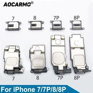 Image 1 - AocarmoหูฟังลำโพงลำโพงBuzzer RingerสำหรับiPhone 7 7P 8 8P Plusเปลี่ยน