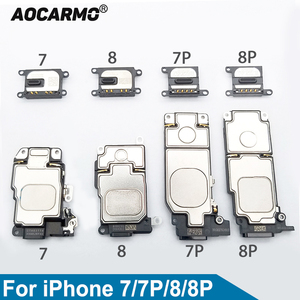 Image 1 - Aocarmo Earpiece Ear Speaker Loudspeaker Buzzer Ringer For iPhone 7 7P 8 8P Plus Replacement Part