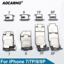 Aocarmo אפרכסת אוזן רמקול רמקול זמזם רינגר עבור iPhone 7 7P 8 8P בתוספת החלפת חלק