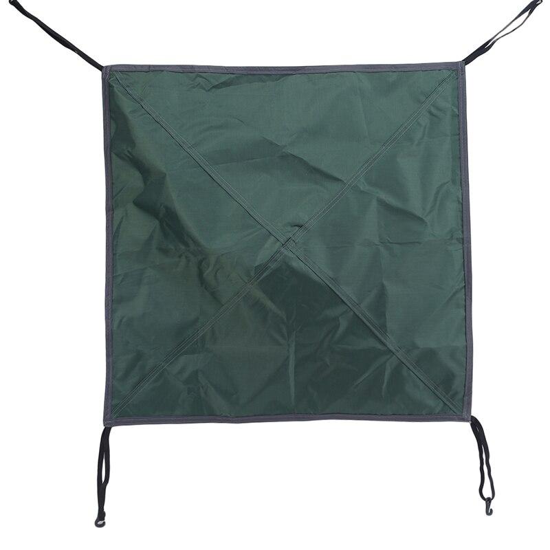 Waterproof Beach Tent Head Cloth Cover Outdoor Camping Survival Awning Coating Sun Shelter Shade Rainproof Ultralight Tarp