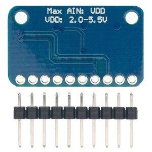 Image 3 - 10 шт. ADS1115 ADC ультра компактный 16 точный модуль ADC макетная плата I31