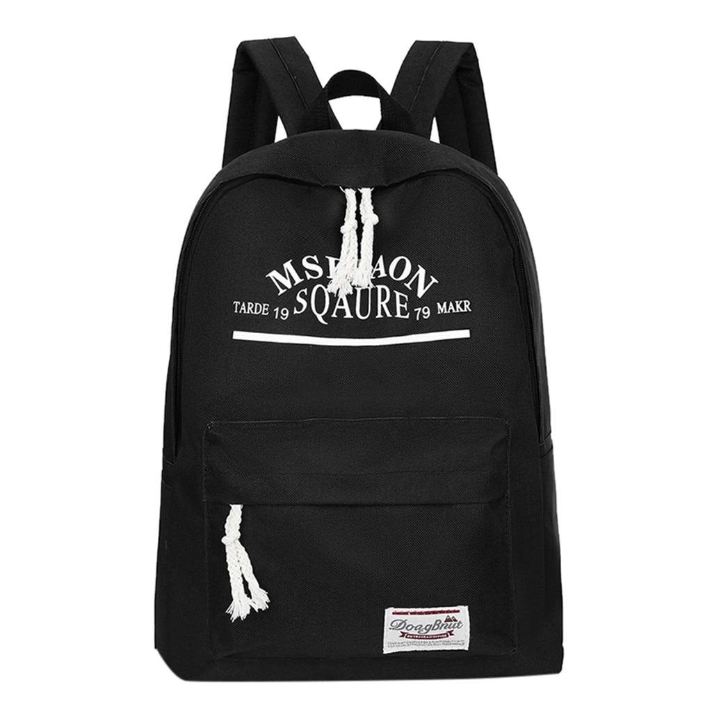 Women 2019 Travel Backpack Student Large-capacity Bag Casual Light Backpack Mochila Masculina рюкзак мужской