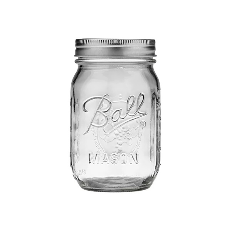 Mason Jars With Lid Spice Candy Storage Glass Sealed Cans Kitchen Food Storage Bottles Preservation Bottle Storage Tool N H1