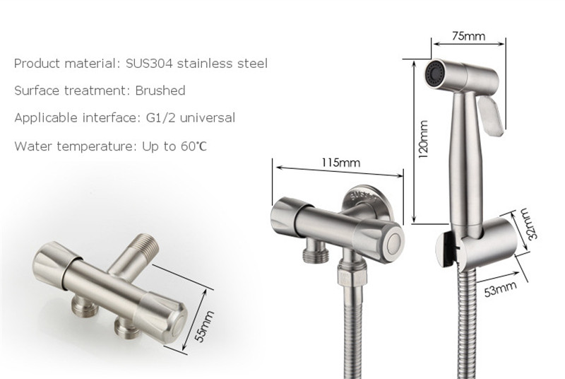 Handheld Bidet Sprayer