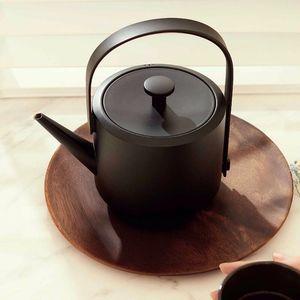 Image 4 - XiaoTi bouilloire électrique rétro 600ml en acier inoxydable, nouvelle bouilloire électrique commerciale, 1200W, belle bouilloire