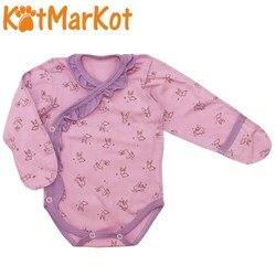 Body pour filles Kotmarkot enfants vêtements enfants vêtements, coton, nouveau-né, nouveau-né bébé fille-garçon