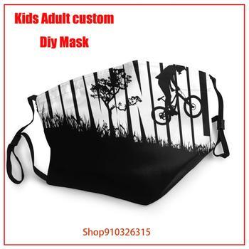 Downhill Freeride Mountain Bike MTB1 The latest fashion masks Anti Pollution Face Masks Reusable Washable Mouth Mask