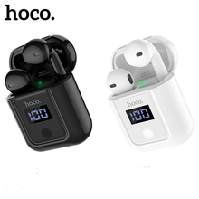 HOCO S11 Headphones Wireless Bluetooth 5.0 Mini Earphones High Quality with Microphone Sports For Smart Phone
