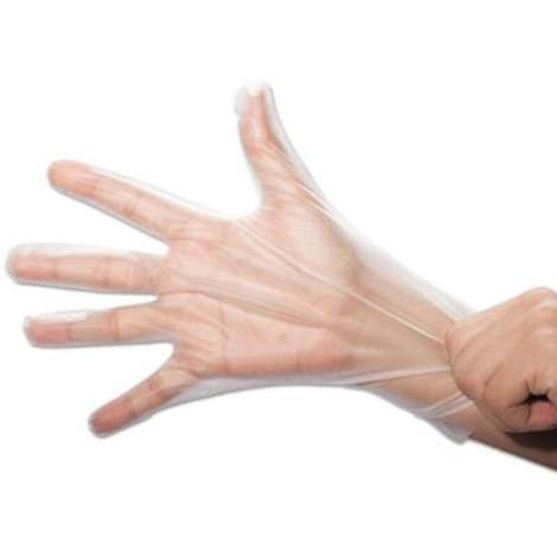 1000PCS/Set Food Plastic Gloves Disposable Gloves for Restaurant Kitchen BBQ Eco-Friendly Food Gloves Fruit Vegetable Gloves