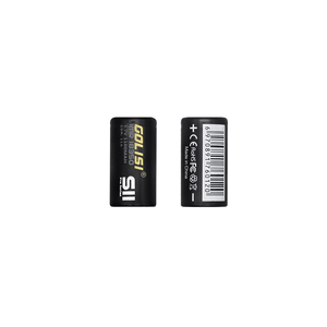 Image 2 - 4 stücke Golisi S11 IMR 18350 batterie 1100mah 11A E CIG akku für VAPE mod Li Ion batterien VS keeppower 18350