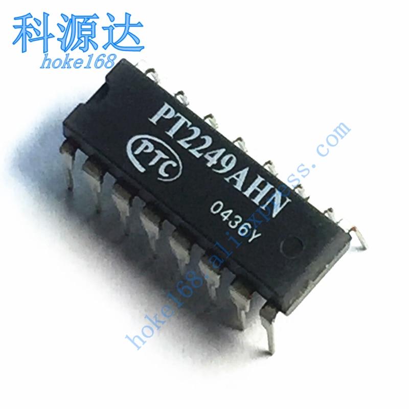5pcs/lot PT2249AHN DIP-16 PT2249A PT2249  In Stock