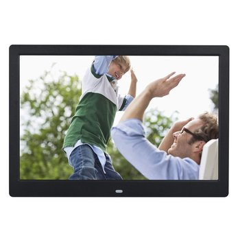 13.3 Inch Remote Control Automatic Cycle Lcd Widescreen Hd Led Electronic Photo Album Digital Photo Frame Wall Machine